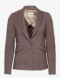 Blake Nora Blazer - business blazer - deer brown