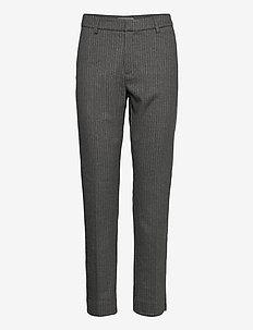 Drew Pin Pant - broeken med straight ben - magnet