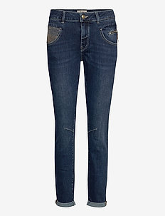 Nelly ReLoved Jeans - slim jeans - blue