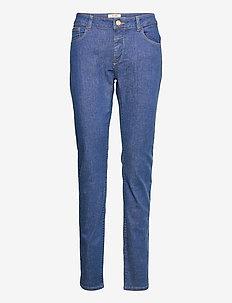 Naomi Cover Jeans - slim jeans - blue