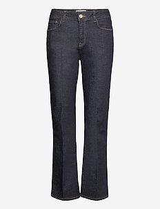 Cecilia Cover Jeans - uitlopende jeans - dark blue
