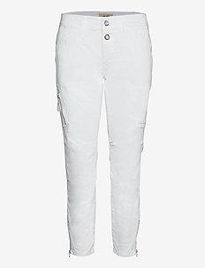 Valerine 7/8 Pant - chinos - white