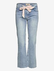 Simone Swift Jeans - schlaghosen - light blue