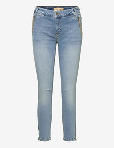 Etta Mercury Jeans - slim jeans - light blue