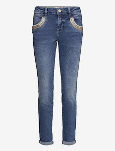 Naomi Wave Jeans - slim jeans - blue