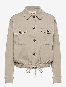 Quinn Flow Jacket - vestes legères - soft moss