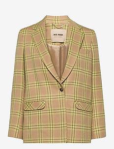 Thera Jolly Blazer - casual blazers - winter pear