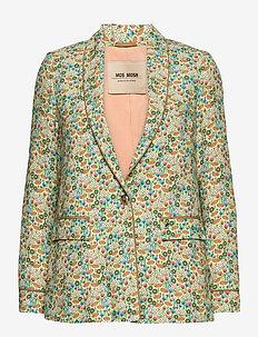 Bena Lolly Blazer - casual blazers - winter pear