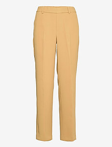 Bai Leia Pant - broeken med straight ben - new sand