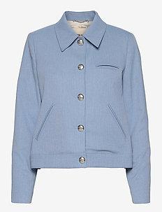 Tally Twiggy Jacket - lette jakker - bel air blue