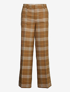 René Care Pant - vida byxor - toasted cocount