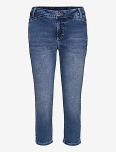 Etta Novel Jeans - jeans droites - blue