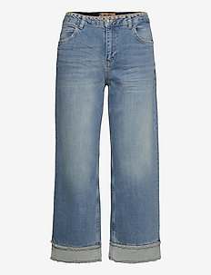 Cora Free Jeans - pantalons larges - light blue