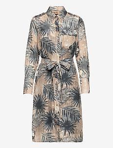 Rory Shade Dress - hverdagskjoler - vintage indigo
