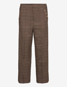 Como Glenn Pant - broeken med straight ben - carafe
