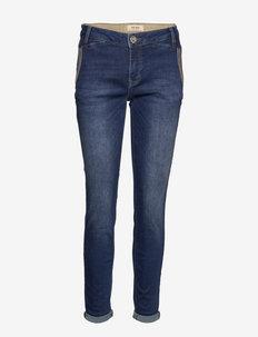 Etta Shine Jeans - slim jeans - dark blue