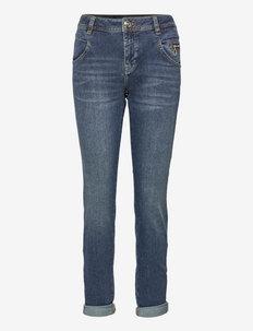 Nelly Jane Jeans - kitsad teksad - blue