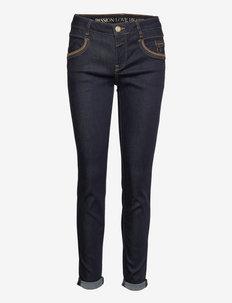 Naomi Hailey Hybrid Jeans - skinny jeans - dark blue