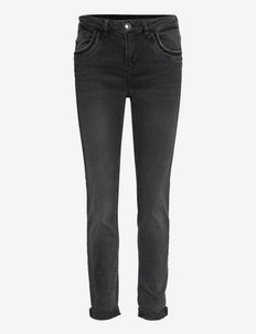 Bradford Moon Jeans - straight jeans - grey wash