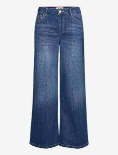 Reem Dawn Jeans - broeken met wijde pijpen - blue