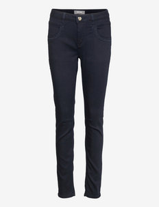 Naomi Deep Blue Jeans - skinny jeans - dark blue