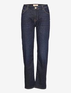 Regina Cover Jeans - straight jeans - blue denim