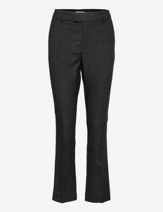 Ellen Twiggy Pant - broeken med straight ben - black