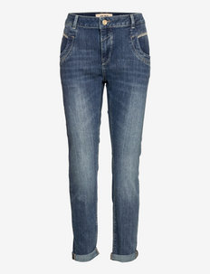 Naomi ReLoved Jeans - straight jeans - blue