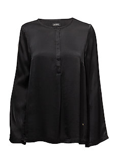 Savour Sport Blouse - BLACK