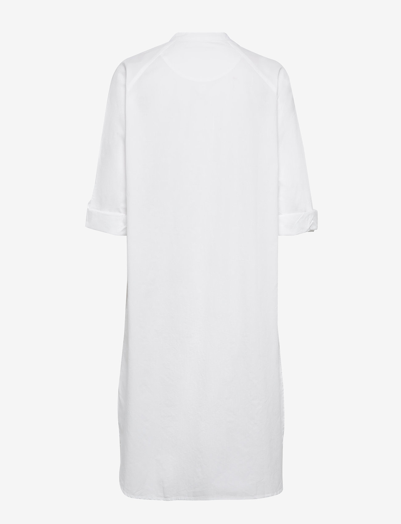 Moshi Moshi Mind - remain shirtdress crisp - midi jurken - white - 1