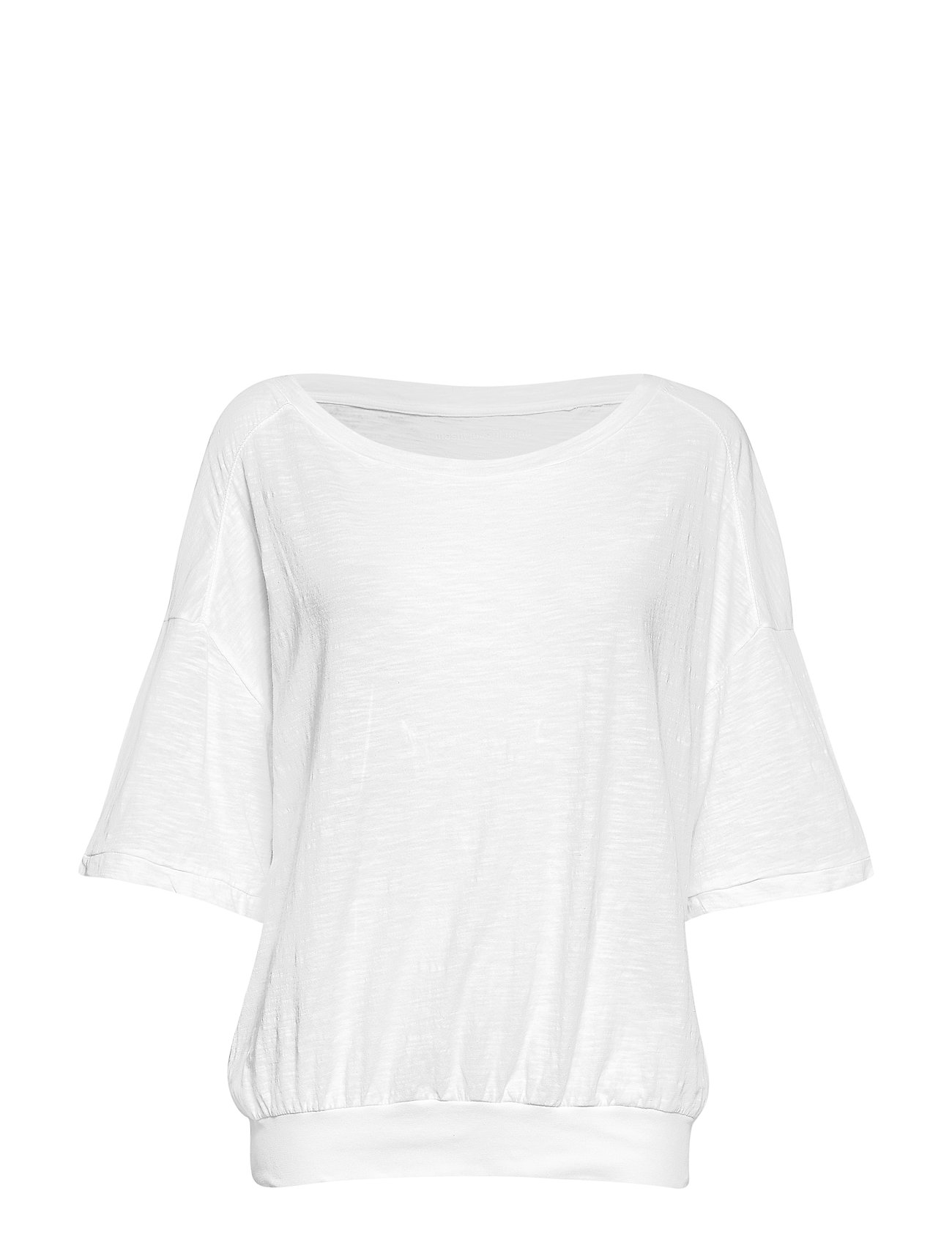 Moshi Moshi Mind almost sweat t-shirt - WHITE