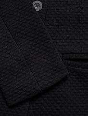Moshi Moshi Mind - harmony jacket - cienkie płaszcze - black - 3