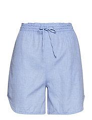 beam shorts chambray - LIGHT BLUE CHAMBRAY