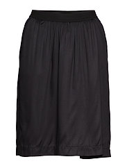 palma skirt - BLACK