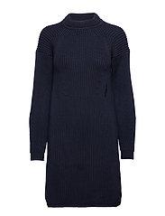 sully knit - NAVY BLUE