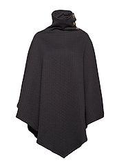 awesome cape - BLACK
