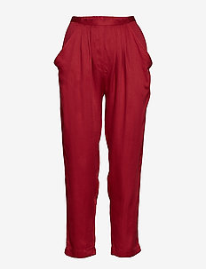 optimist pants - CHILI RED