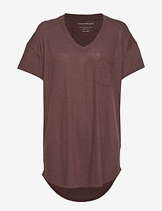 dreamy t-shirt - FRENCH BROWN