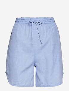 beam shorts chambray - LIGHT BLUE CHAMBRAY