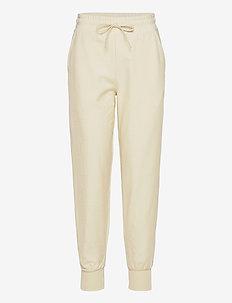ivy sweatpants raw - spodnie dresowe - raw