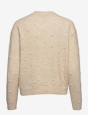 MOSS COPENHAGEN - Jene Pullover - sweaters - w pepper/bellin - 1