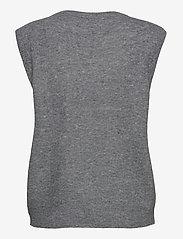 MOSS COPENHAGEN - Cardea Zenie Vest - knitted vests - mgm - 1