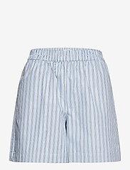 MOSS COPENHAGEN - Imona Shorts AOP - shorts casual - powder blue stp - 0