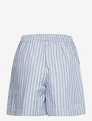 MOSS COPENHAGEN - Imona Shorts AOP - shorts casual - powder blue stp - 1
