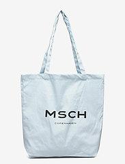 Organic Logo Shopper - OMPHALODES/SKY