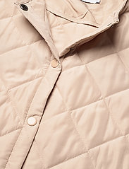 MOSS COPENHAGEN - Haven Deya Waistcoat - puffer vests - white pepper - 2