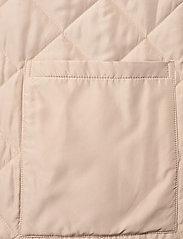 MOSS COPENHAGEN - Haven Deya Waistcoat - puffer vests - white pepper - 3