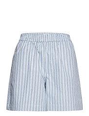 Imona Shorts AOP - POWDER BLUE STP