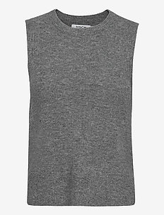 Zenie Vest - knitted vests - mgm