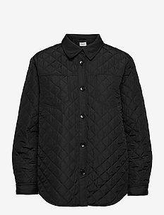 Haven Deya Jacket - quiltede jakker - black